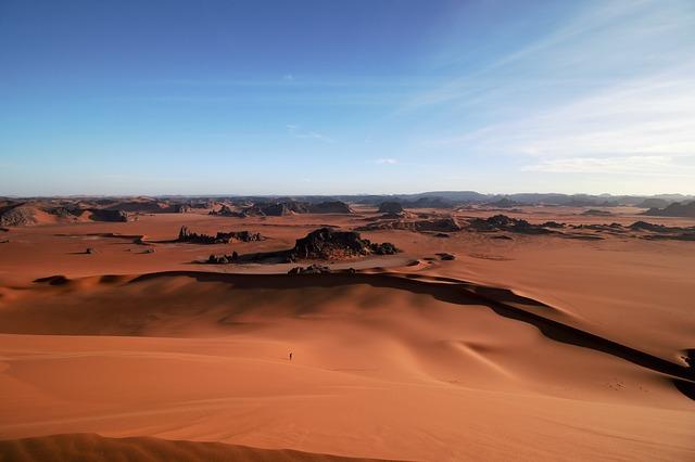 klima i algeriet