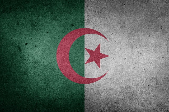 algeriets flag