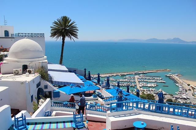 klima og vejr i tunesien